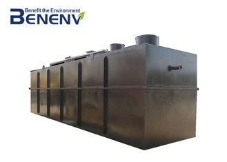 Buried Industrial Wastewater Treatment Equipment Corrosion Resistant
